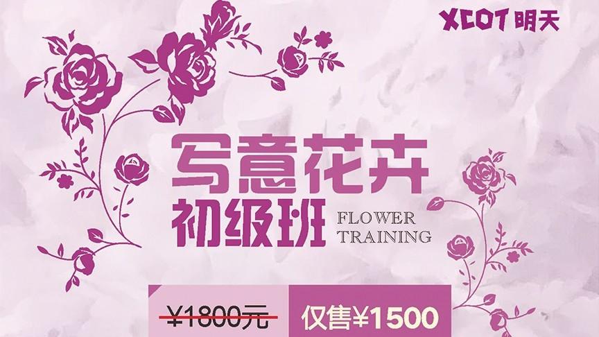 0913花卉写意1期S日x